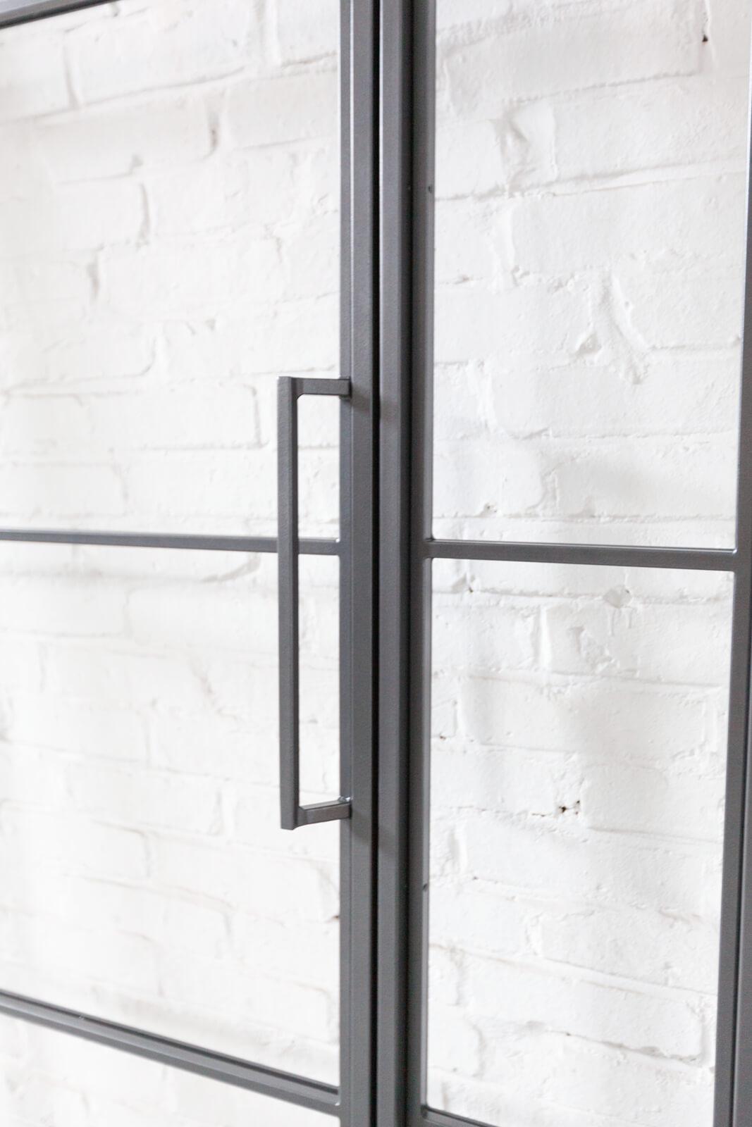 Loftstahl, N51E12 Stahl Loft Tür, Drehtür, Glasttür, Glastrennwand, Loftür, Windfang, Raumtrenner, Zimmertür, Stahltür, Glastür, Steeldoor, Industrial Door, Lofttür, Loftdoor
