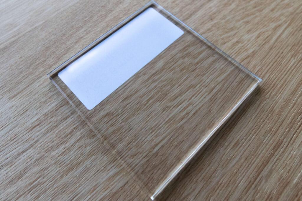 Loftsahl Loft-Stahl.de N51E12, Glas, Glasart, Optiwhite Glas, 6 mm VSG Glas, Verbund-Sicherheitsglas