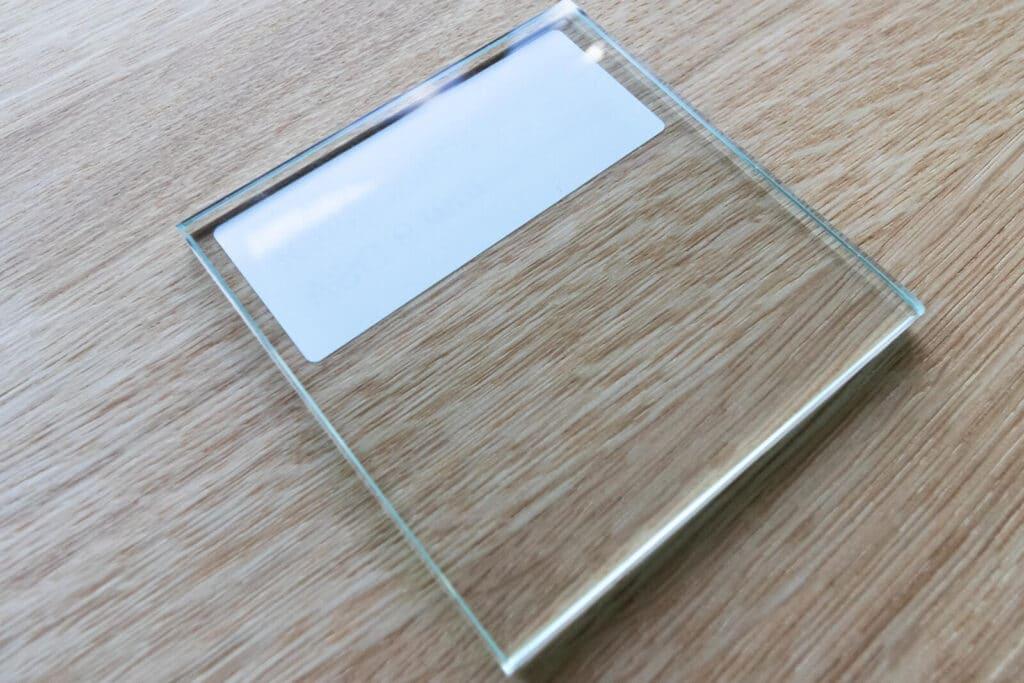 Loftsahl Loft-Stahl.de N51E12, Glas, Glasart, 6 mm VSG Glas, Verbund-Sicherheitsglas
